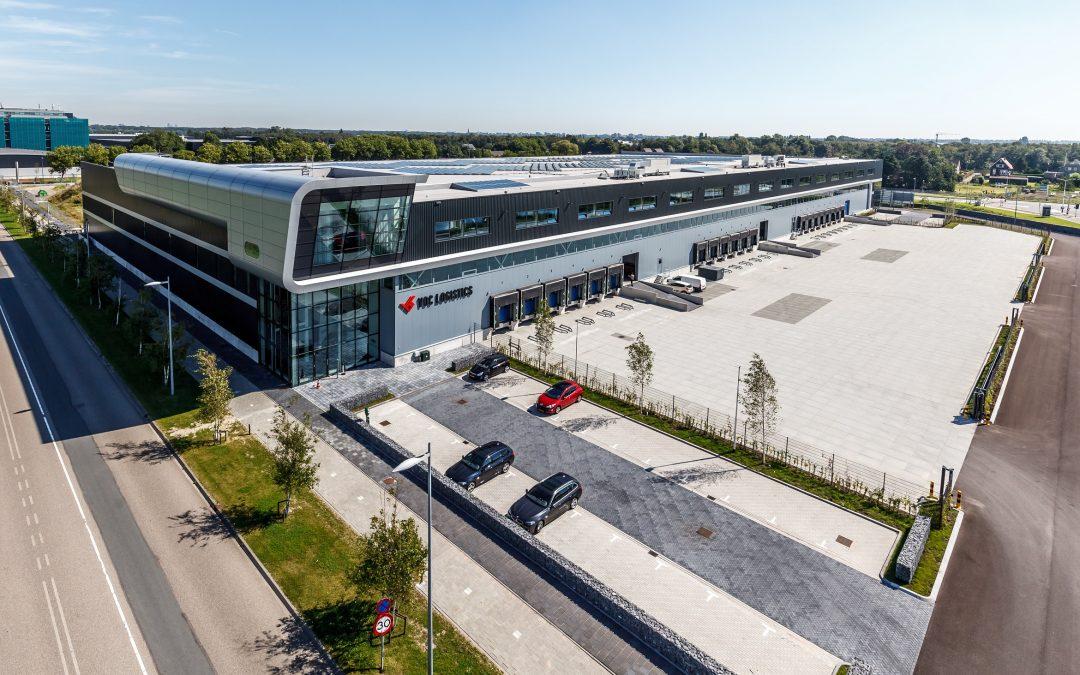 BBV Logistics Support huurt 13.200 m² op Fokker Logistics Park Schiphol