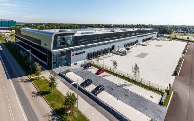BBV Logistics Support leases 13.200 sqm at Fokker Logistics Park Schiphol Airport