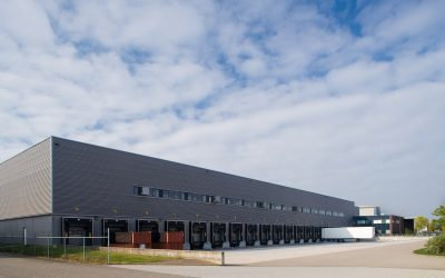 Goodman leases 2 buildings, in total 45.000 sqm, in Venlo
