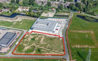 Progam acquires industrial land plot in Ridderkerk