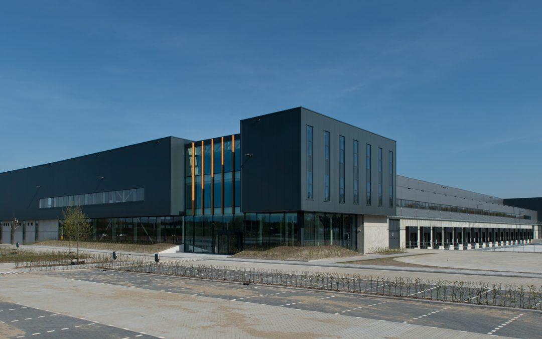 Standard Life tekent langjarige huurovereenkomst voor 36.000 m² DC Miles Tilburg