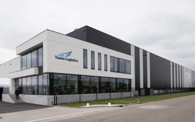 Patrizia acquires 11,000 sq m DC of Yusen Logistics in Roosendaal.