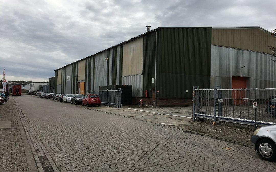 Tremco Illbruck koopt bedrijfsgebouw in Arkel