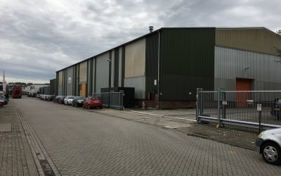 Tremco Illbruck acquires warehouse in Arkel
