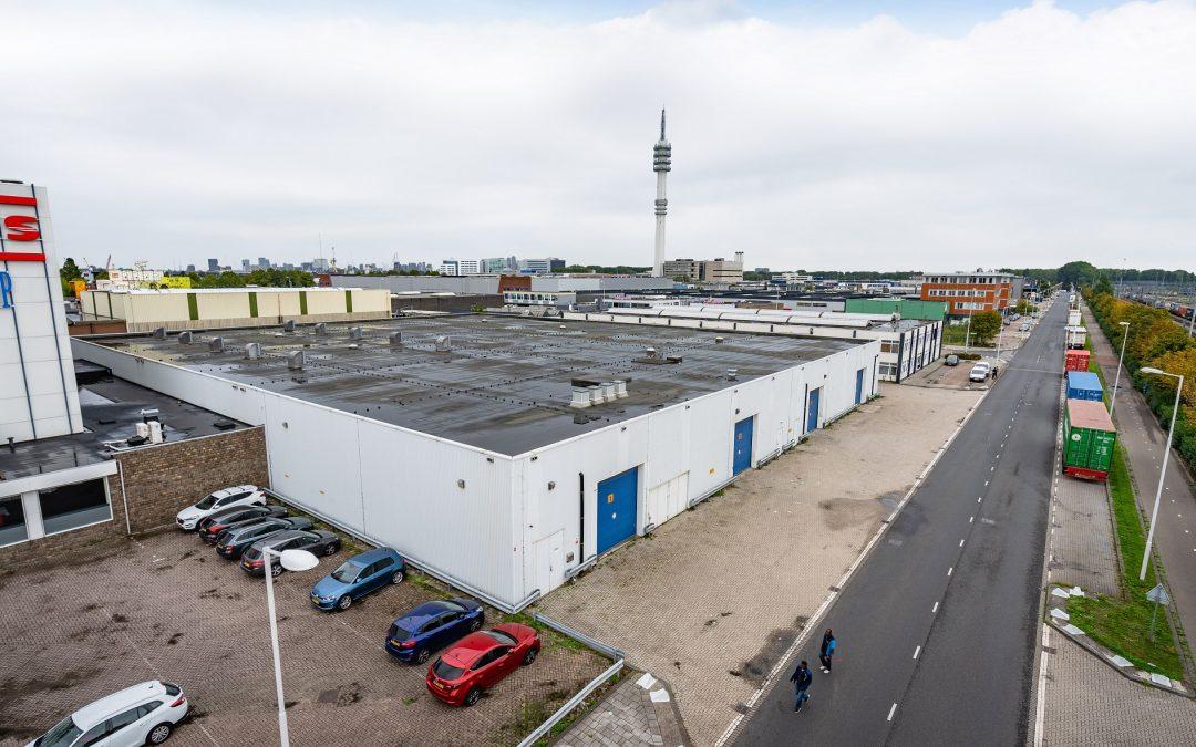 Lime Network huurt circa 4.700 m² bedrijfsruimte in Rotterdam.