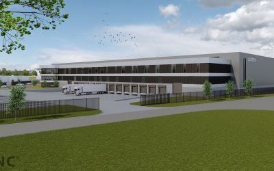 Exeter Property Group acquires logistics development of 14.000 sq m in Tilburg