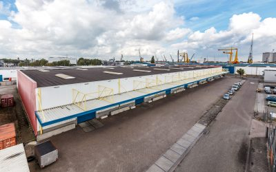 Boxxonwheels leases approximately 8,000 sq m in Schiedam