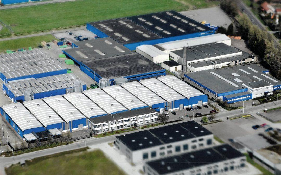 Eurorijn huurt circa 18.000 m² opslagruimte in Bergen op Zoom