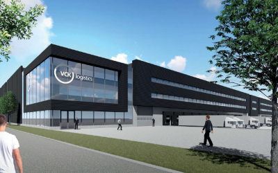 Borhese and LOGISTIS-AEW leases 25,000 sq. m. to VCK Logistics at Schiphol Airport