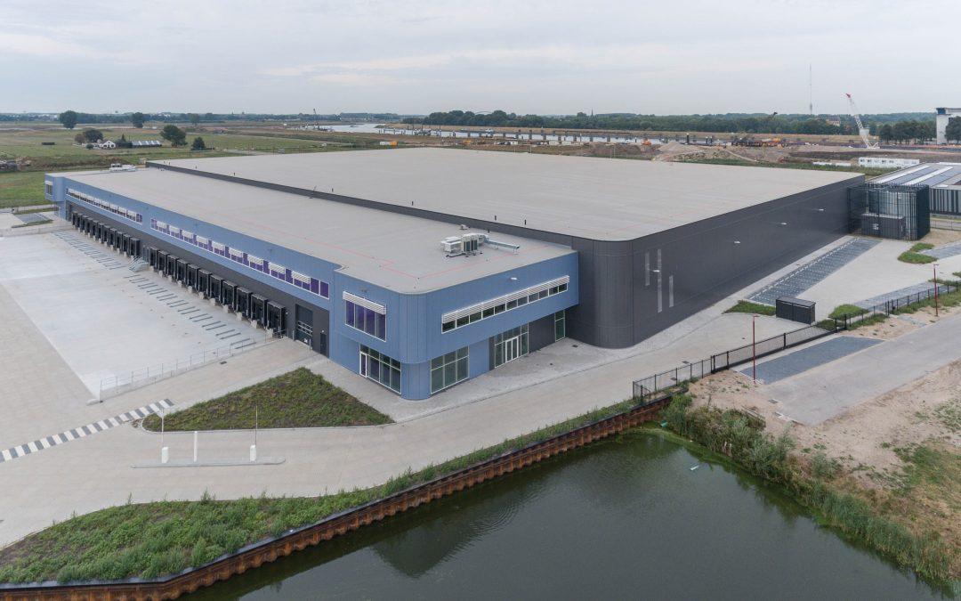 Exeter verhuurt 27.000 m² DC aan PostNL in Nieuwegein