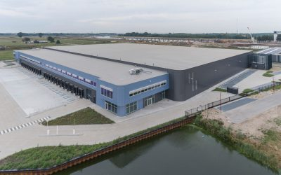 Exeter leases 27,000 sq. m. DC to PostNL in Nieuwegein