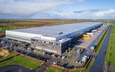 M&G verwerft 60.000 m² logistiek in Waalwijk.