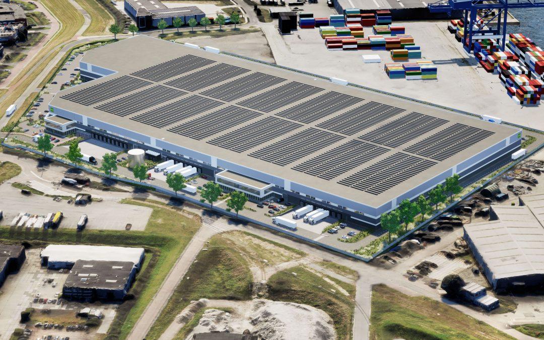Goodman start met ontwikkeling van 65.000 m² DC in Alblasserdam