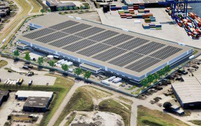 Goodman starts with 65.000 sqm DC in Alblasserdam