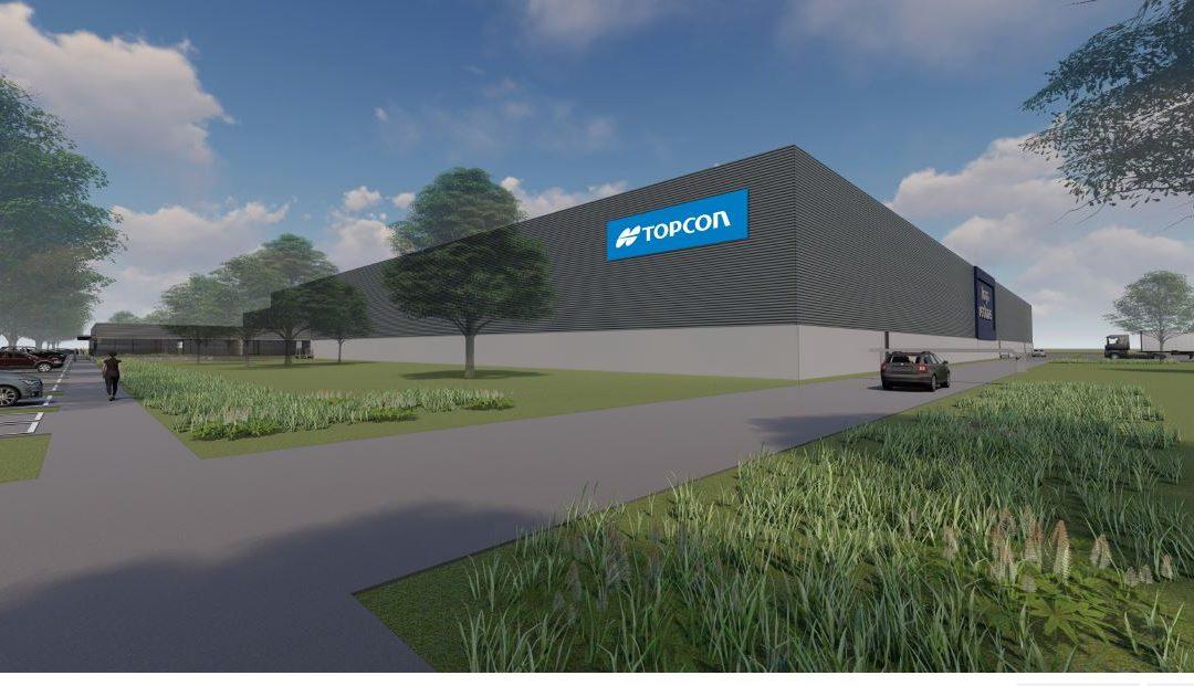 Topcon huurt 4.700 m² op Dutch Tech Campus Zoetermeer