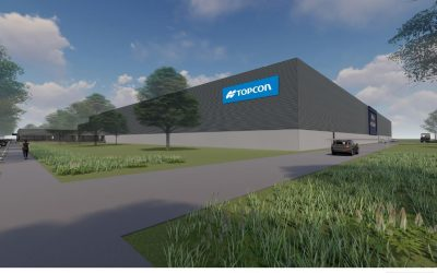 Topcon leases 4,700 sqm on Dutch Tech Campus Zoetermeer