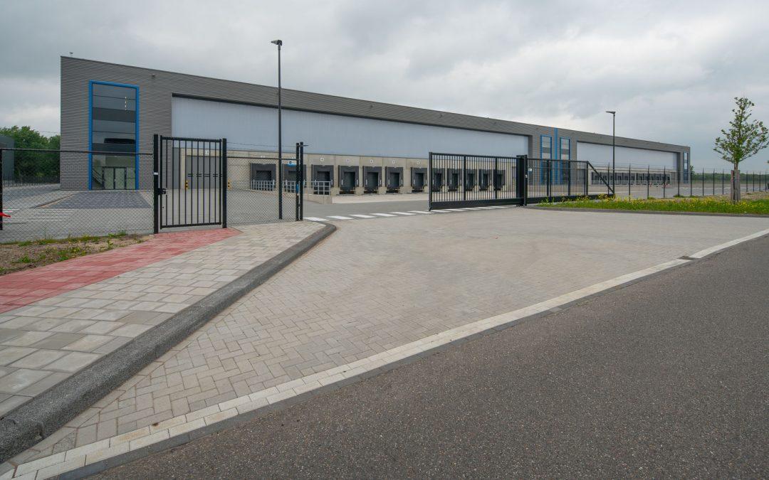AEW/Borghese verhuurt 5.000 m²distributieruimte in de Amsterdamse haven