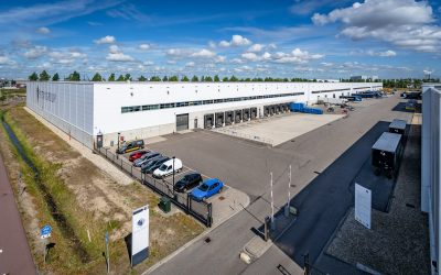 TMA leases 10,900 sqm logistics space at Atlas Park Amsterdam Port