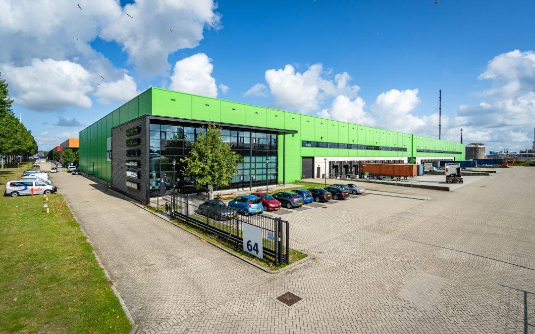 Vanguard Logisitcs huurt 7.600 m² in Rotterdam Botlek