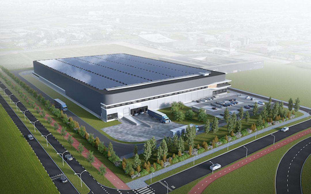 Delta Development Group ontwikkelt 16.000 m² voor Sandvik op Harnasch Polder