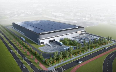 Delta Development Group develops 16,000 sqm for Sandvik at Harnasch Polder