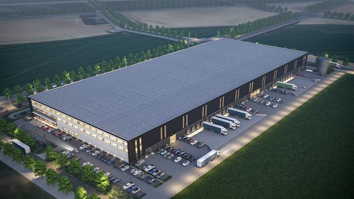 Borghese Logistics verwerft 3,2 hectare grond in Dordrecht voor bouw distributiecentrum