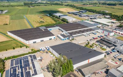 Dansons and DHL lease in total 10,000 sqm distribution space in Hedel