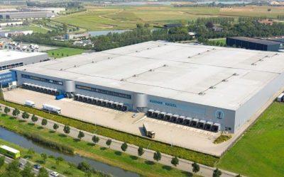 Goodman leases 16.951 sqm DC to Nedcargo in Tiel
