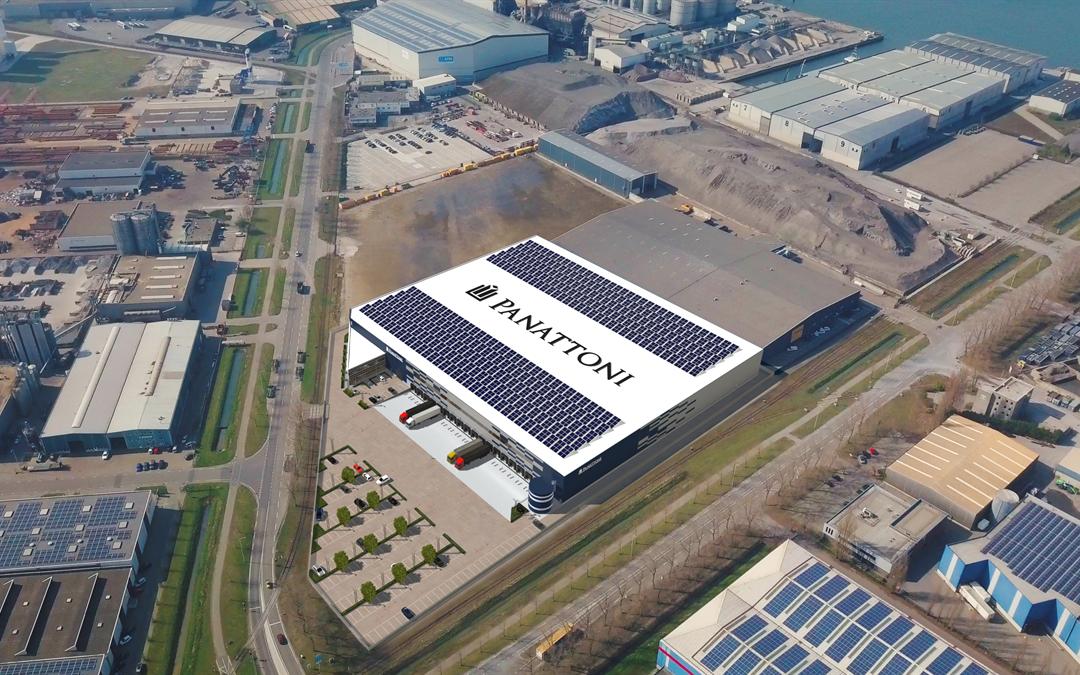 Panattoni verwerft ontwikkelingslocatie voor 21.000 m² DC in Moerdijk