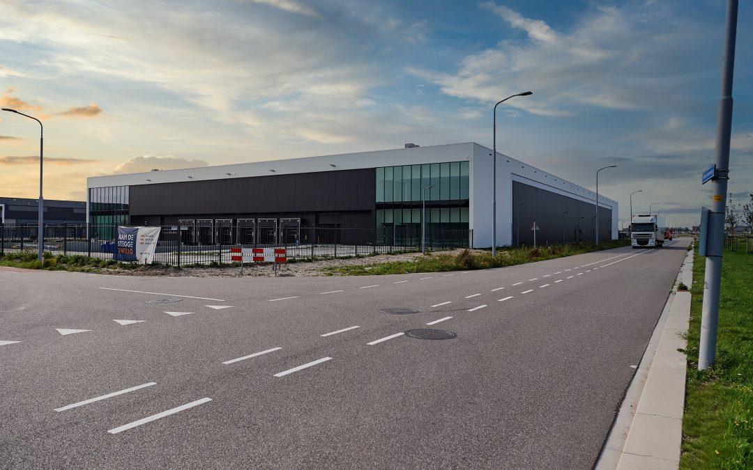 Montea ontwikkelt 11.500 m² DC voor Amazon op Schiphol