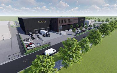 Cabot develops 5.300 m² DC at Oudeland in Berkel en Rodenrijs