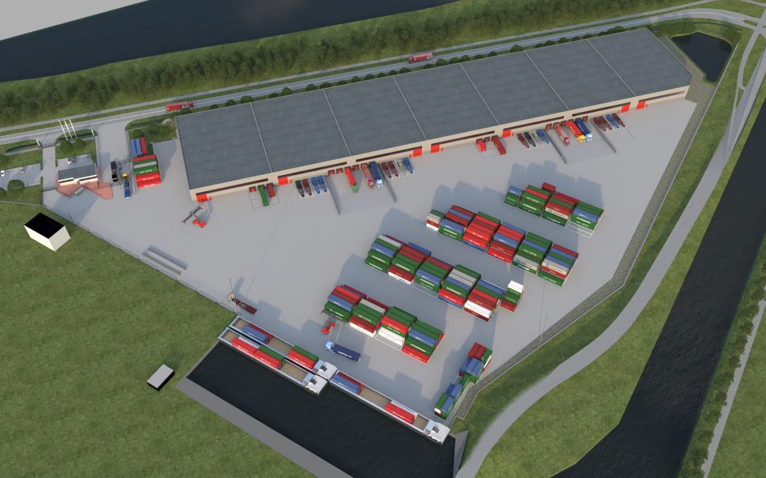 Nuveen verwerft 18.000 m² distributiecentrum in Weert
