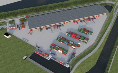 Nuveen acquires 18.000 sqm distribution center in Weert